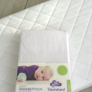 Bednest fitted sheet cotton