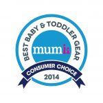 MUMMII CHOIX CONSOMMATEUR CHOICE AWARD — 2014